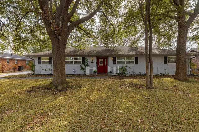 4821 Harlan Avenue, Fort Worth, TX 76132 (MLS #14516400) :: Robbins Real Estate Group