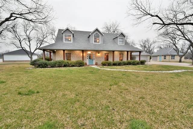 6405 Secretariat Court, Granbury, TX 76049 (MLS #14516416) :: Real Estate By Design
