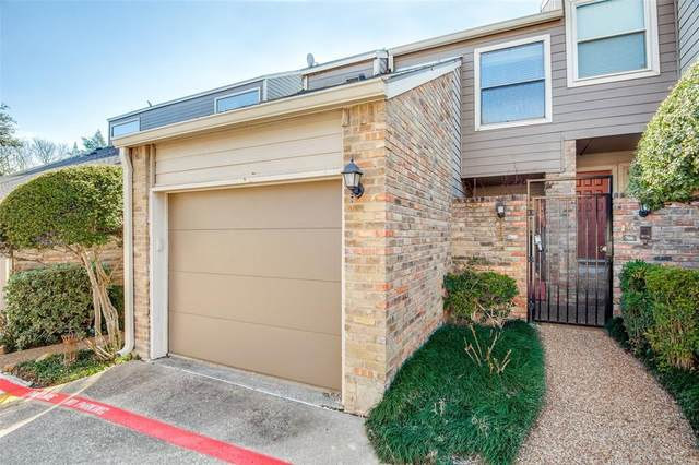 5616 Preston Oaks Road #705, Dallas, TX 75254 (MLS #14516421) :: Justin Bassett Realty