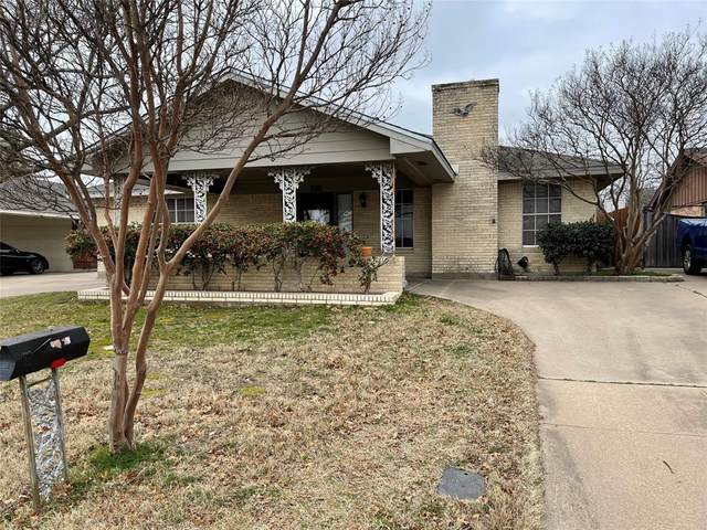 1756 Hilltop Circle, River Oaks, TX 76114 (MLS #14516425) :: All Cities USA Realty