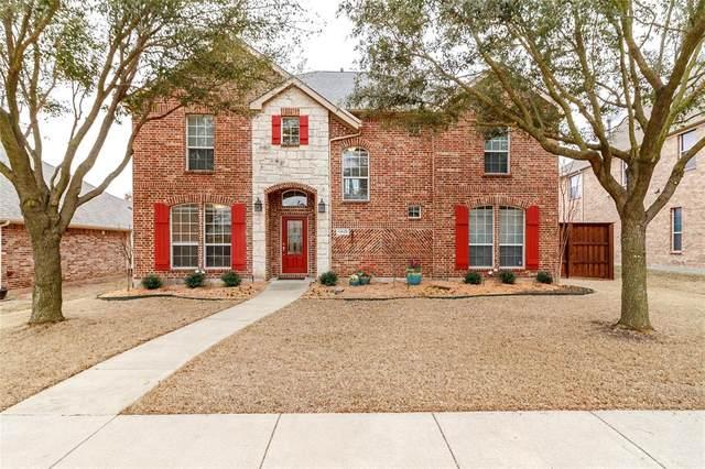 13625 Valencia Drive, Frisco, TX 75035 (MLS #14516449) :: Bray Real Estate Group