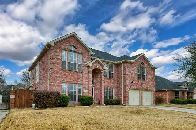 1517 Hampton Drive, Mansfield, TX 76063 (MLS #14516462) :: The Property Guys