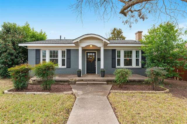 5033 Lovell Avenue, Fort Worth, TX 76107 (MLS #14516469) :: The Kimberly Davis Group