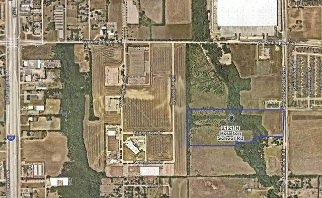 2121 N Houston School Road, Lancaster, TX 75134 (MLS #14516473) :: All Cities USA Realty
