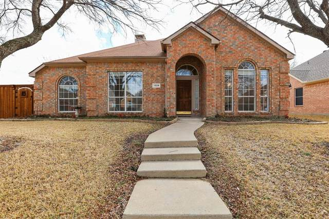 1324 Colby Drive, Lewisville, TX 75067 (MLS #14516509) :: Jones-Papadopoulos & Co