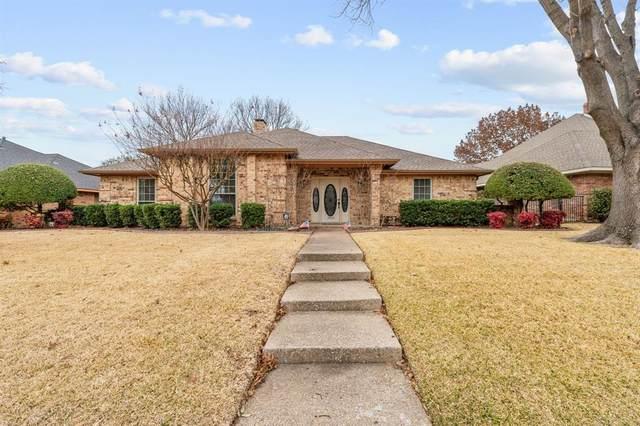 3901 Thornhill Way, Rowlett, TX 75088 (MLS #14516530) :: Robbins Real Estate Group