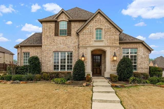 4009 Baldomera Street, Flower Mound, TX 75022 (#14516543) :: Homes By Lainie Real Estate Group