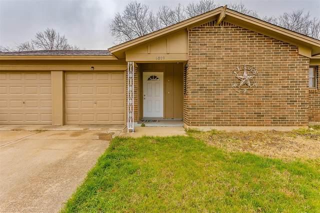 6009 Ridgecrest Drive, Watauga, TX 76148 (MLS #14516548) :: The Property Guys