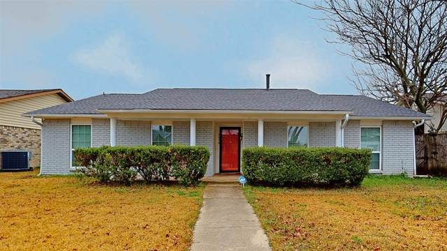 5036 Stanley Drive, The Colony, TX 75056 (MLS #14516566) :: Robbins Real Estate Group