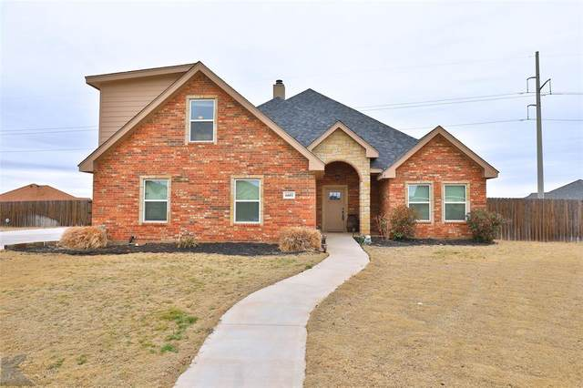 6601 Longbranch Way, Abilene, TX 79606 (MLS #14516571) :: Jones-Papadopoulos & Co