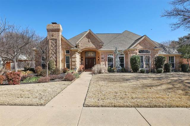 3824 Hillwood Way, Bedford, TX 76021 (MLS #14516594) :: Robbins Real Estate Group