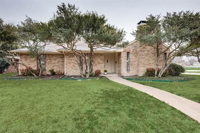 4134 Greenway Drive, Garland, TX 75041 (MLS #14516605) :: NewHomePrograms.com