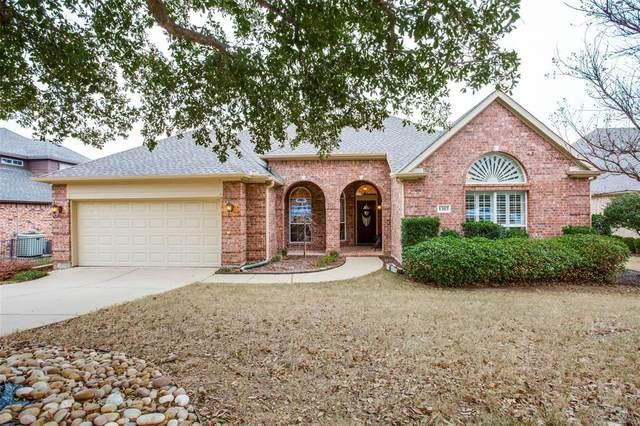 1303 Ardglass Trail, Corinth, TX 76210 (MLS #14516645) :: Robbins Real Estate Group