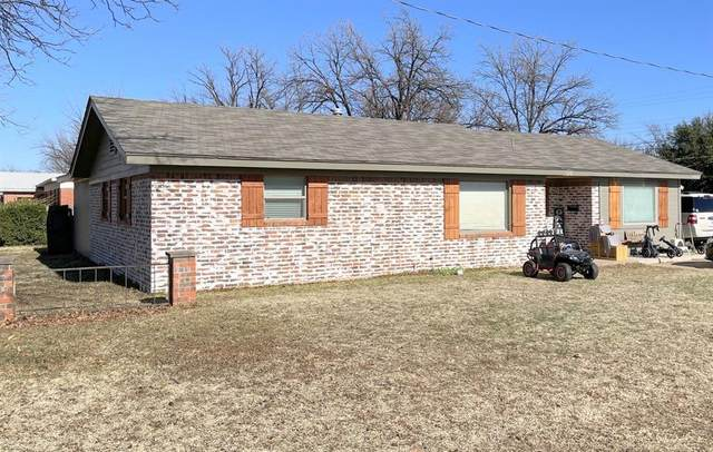 606 N 17th Street, Haskell, TX 79521 (MLS #14516661) :: Team Tiller