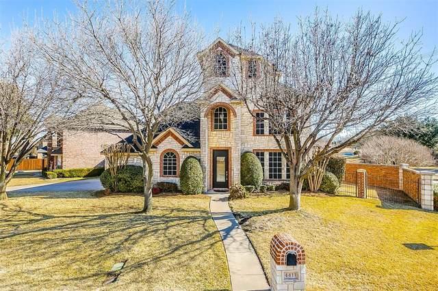 4411 Enchanted Oaks Drive, Arlington, TX 76016 (MLS #14516674) :: Robbins Real Estate Group