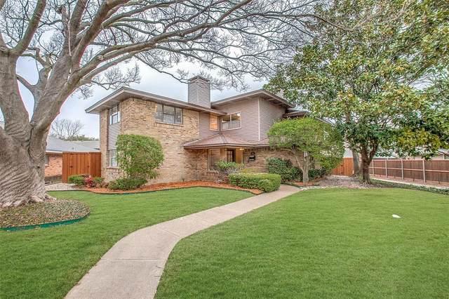 2314 Lawnmeadow Drive, Richardson, TX 75080 (MLS #14516684) :: Robbins Real Estate Group