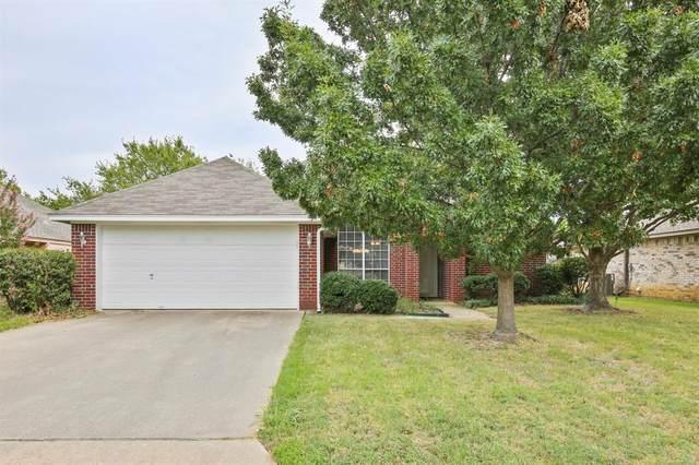 1016 Bayfield Drive, Denton, TX 76209 (MLS #14516686) :: Post Oak Realty