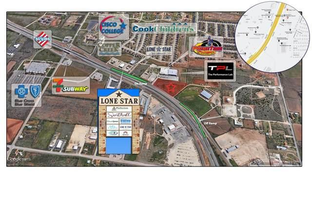 TBD Loop 322 Highway, Abilene, TX 79602 (MLS #14516743) :: Team Tiller