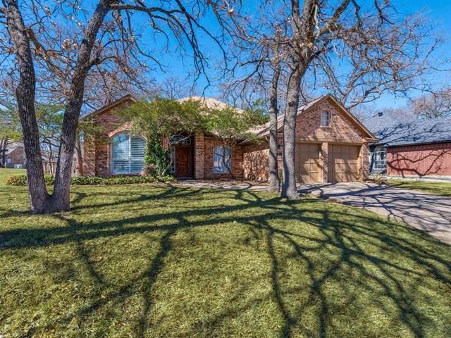 618 Hidden Oak Court, Highland Village, TX 75077 (MLS #14516752) :: Team Tiller