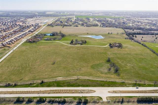 317 E Ownsby Parkway, Celina, TX 75009 (MLS #14516787) :: All Cities USA Realty