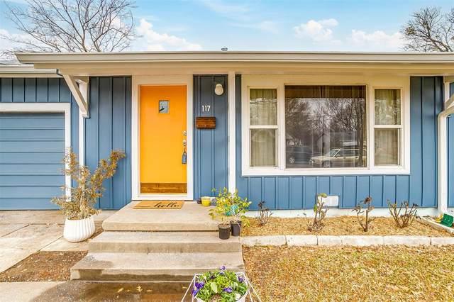 117 Anderson Street, Burleson, TX 76028 (MLS #14516792) :: Maegan Brest | Keller Williams Realty