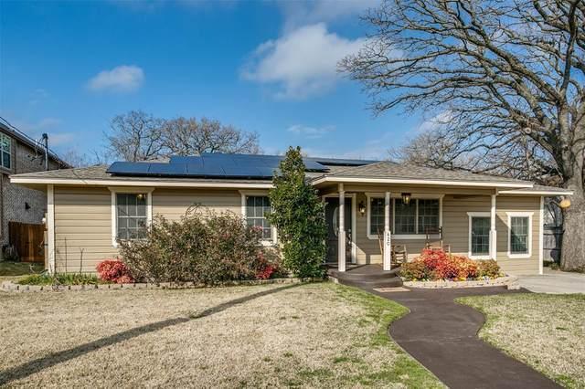 420 Kaye Street, Coppell, TX 75019 (MLS #14516800) :: Team Tiller