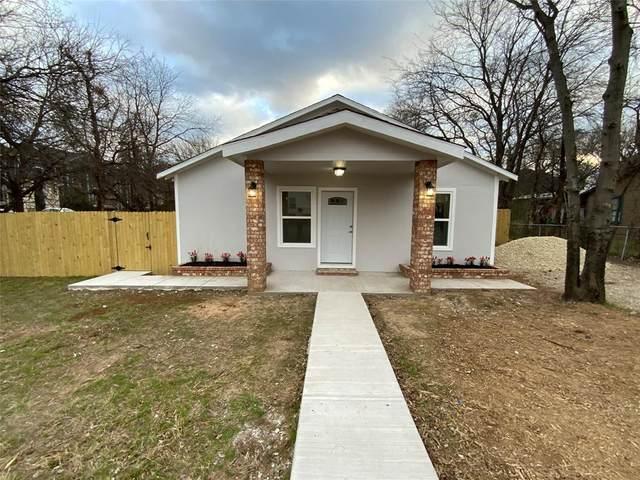 112 Inman Street, Denton, TX 76205 (MLS #14516803) :: Robbins Real Estate Group