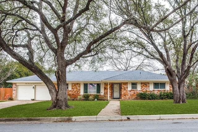 3804 Wosley Drive, Fort Worth, TX 76133 (MLS #14516834) :: Robbins Real Estate Group