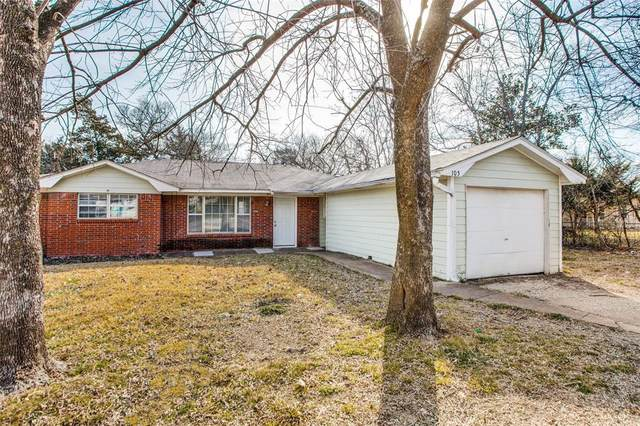 105 S Quinlan Street, Howe, TX 75459 (MLS #14516840) :: The Property Guys