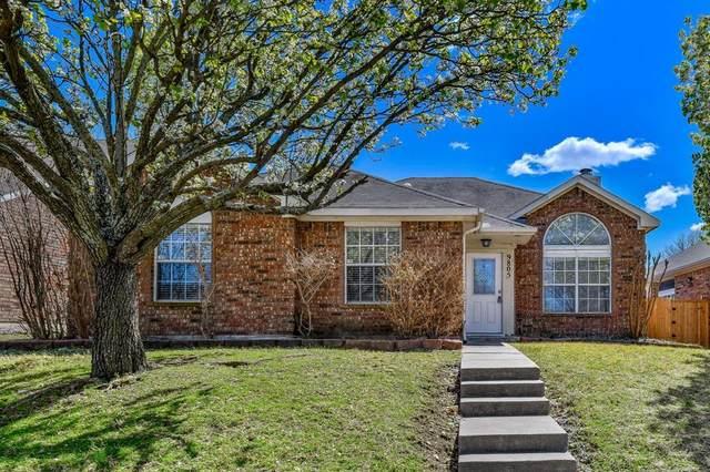 9805 Concord Drive, Frisco, TX 75035 (MLS #14516865) :: Team Hodnett