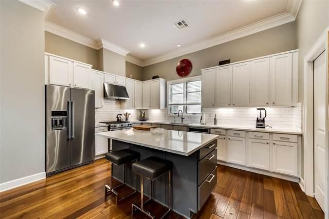 3210 Carlisle Street #57, Dallas, TX 75204 (MLS #14516870) :: Robbins Real Estate Group