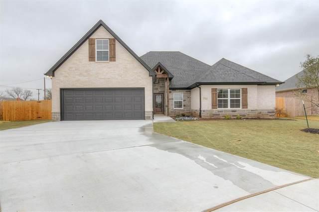 1701 Sudbury Drive, Cleburne, TX 76033 (MLS #14516891) :: Post Oak Realty