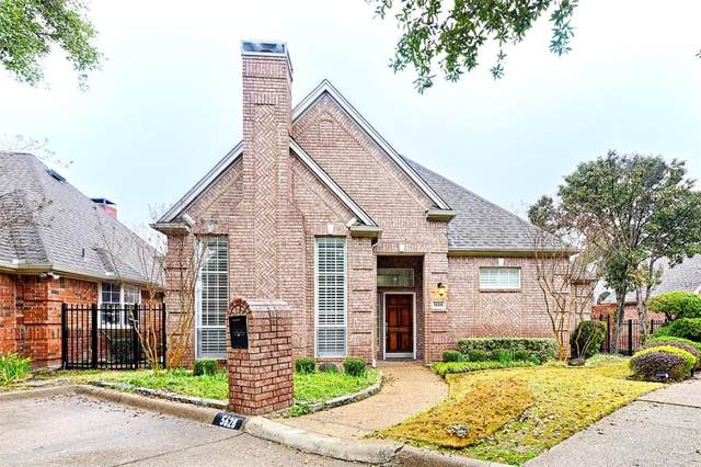 5628 Encore Drive, Dallas, TX 75240 (MLS #14516902) :: Jones-Papadopoulos & Co