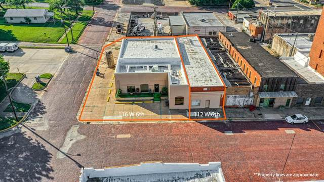 116 W 6th Street W, Cisco, TX 76437 (MLS #14516903) :: All Cities USA Realty