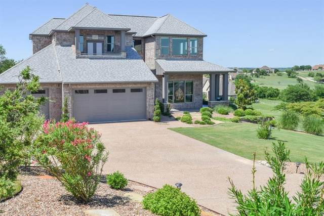 149 Pinnacle Peak Lane, Weatherford, TX 76087 (MLS #14516923) :: The Mauelshagen Group