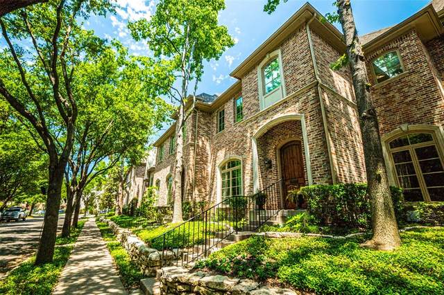 4608 Gilbert Avenue, Dallas, TX 75219 (MLS #14516924) :: DFW Select Realty