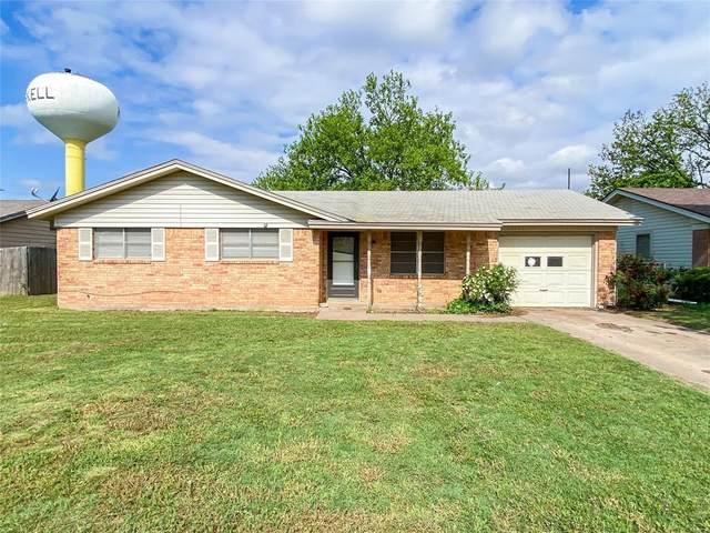 1407 N Avenue L, Haskell, TX 79521 (#14516965) :: Homes By Lainie Real Estate Group