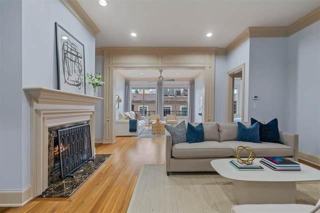 3303 Blackburn Street #307, Dallas, TX 75204 (MLS #14516972) :: The Hornburg Real Estate Group