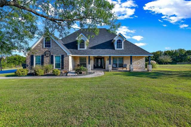 186 Lost Oak Drive, Azle, TX 76020 (MLS #14516973) :: Maegan Brest | Keller Williams Realty