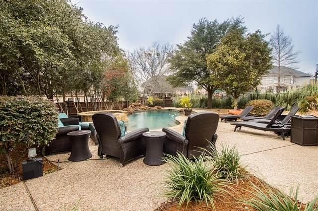 14 Siesta Circle, Heath, TX 75032 (MLS #14517015) :: The Kimberly Davis Group