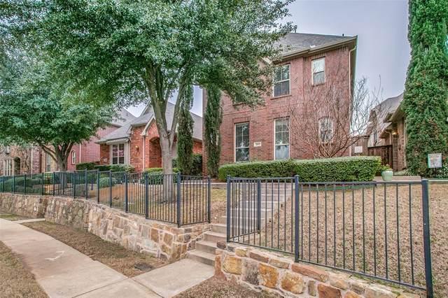 242 Carrington Lane, Lewisville, TX 75067 (MLS #14517022) :: Robbins Real Estate Group
