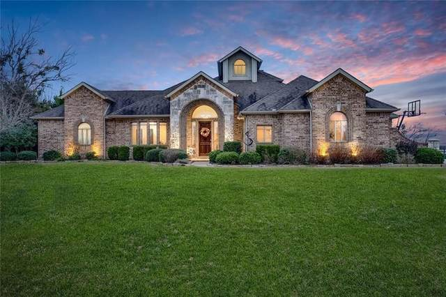 119 Equestrian Drive, Rockwall, TX 75032 (MLS #14517025) :: Jones-Papadopoulos & Co
