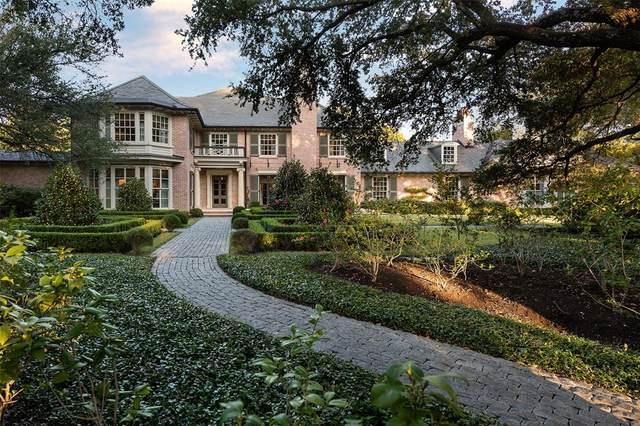 6920 Vassar Avenue, University Park, TX 75205 (MLS #14517036) :: Lyn L. Thomas Real Estate | Keller Williams Allen
