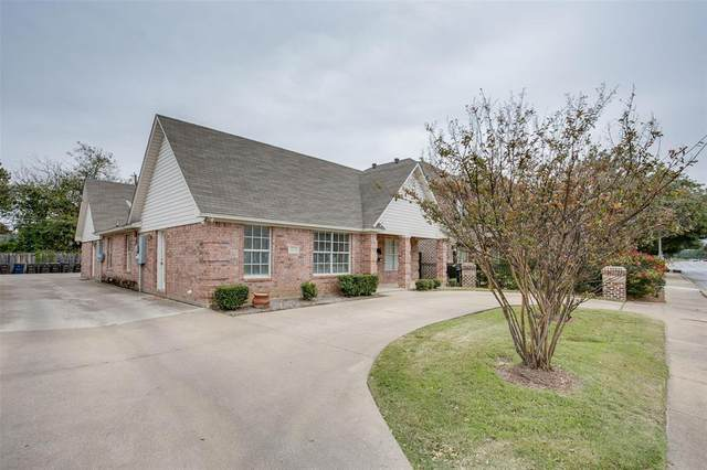 3229 University Drive, Fort Worth, TX 76109 (MLS #14517045) :: Robbins Real Estate Group