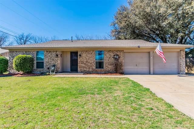 5113 Cummings Drive, North Richland Hills, TX 76180 (MLS #14517051) :: The Kimberly Davis Group