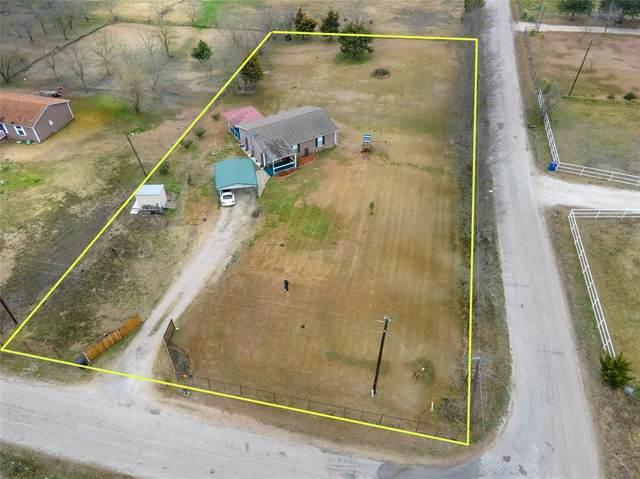 6671 Breezy Lane, Kaufman, TX 75142 (MLS #14517089) :: The Property Guys