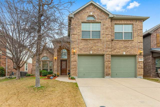 5724 Diamond Valley Drive, Fort Worth, TX 76179 (MLS #14517109) :: Post Oak Realty
