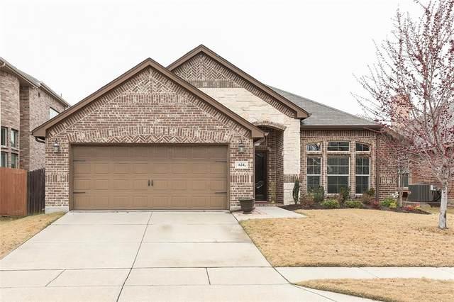 624 Cypress Hill Drive, Little Elm, TX 75068 (MLS #14517117) :: Robbins Real Estate Group