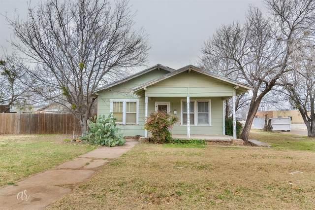 202 Highland Avenue, Abilene, TX 79605 (MLS #14517143) :: Robbins Real Estate Group