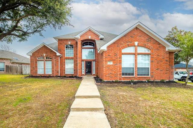 4948 Regal Oak Road, Grand Prairie, TX 75052 (MLS #14517172) :: Robbins Real Estate Group